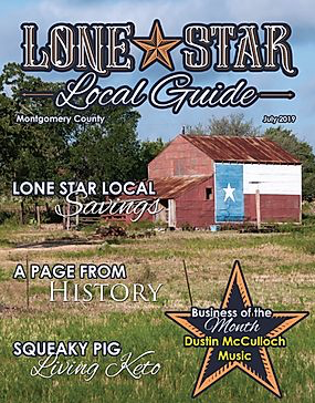 Lone Star Local Guide - July 2019