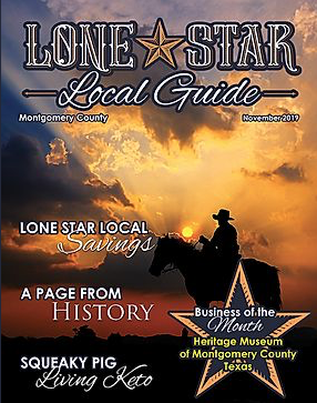 Lone Star Local Guide - November 2019