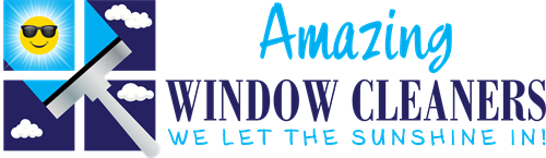 Our Logo - Amazing Window Cleaners - We let the sunshine in!