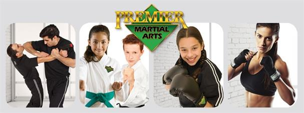 Premier Martial Arts Woodforest