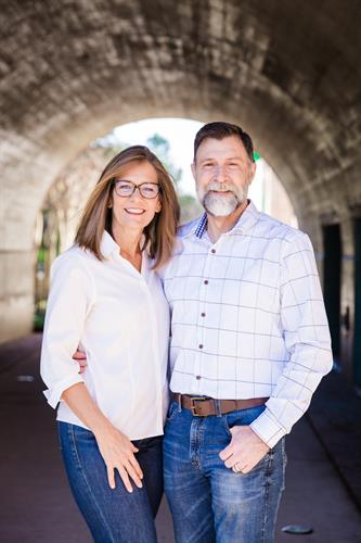 Meet the Owners ~ Randy and Kim LeJeune