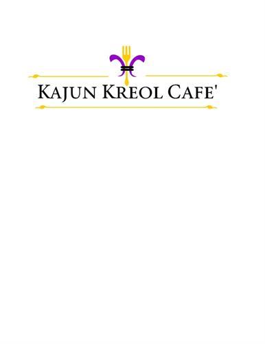 Kajun Kreol Café Logo