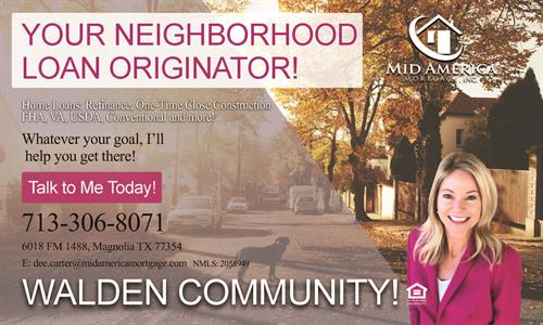Your Neighborhood Loan Originator