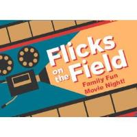 Flicks on the Field! Family Fun Movie Night- MOANA
