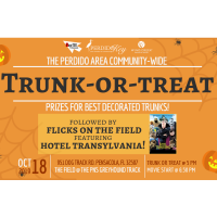 Perdido Trunk-or-Treat & Flicks on the Field! Featuring HOTEL TRANSYLVANIA