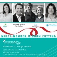 Multi-Member Ribbon Cutting!