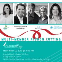 Multi-Member Ribbon Cutting!