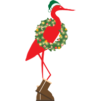 Visit with Santa at the Perdido Chamber Holiday Craft Fair