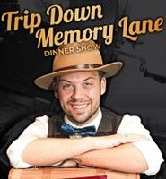 Trip Down Memory Lane Dinner Show at OWA - Brandon Styles 1 Man, 40 Voices