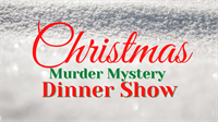 HO HO Homicide - A Christmas Murder Mystery Dinner Show at Brandon Styles Theater