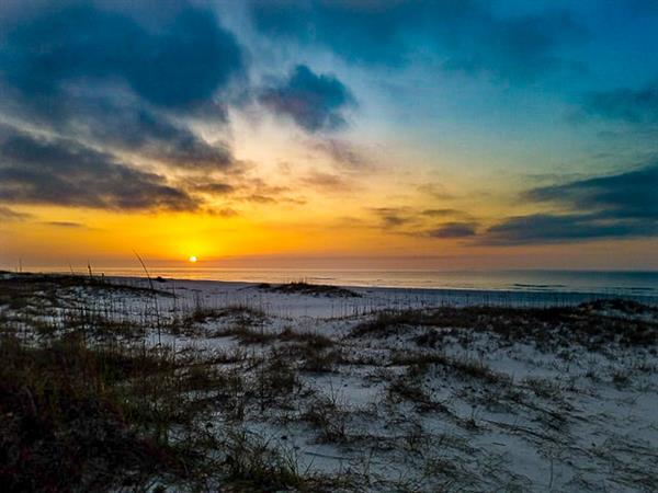 Gorgeous Sunrise on Perdido Key