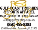 Gulf Coast Trophies & Sports Apparel