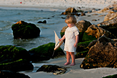 Beach Family Portraits Orange Beach