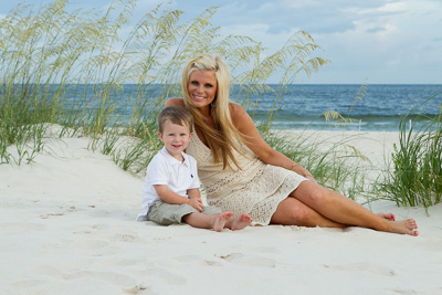 Beach Family Photographer Perdido Key