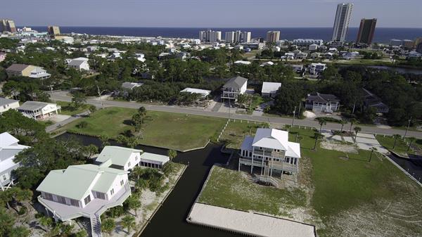 Drone Photo Gulf Shores
