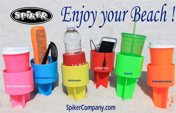Spiker Lifestyle Holders - proudly made in America