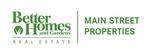 Better Homes and Gardens - Main Street Properties