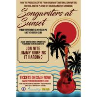Songwriters at Sunset Event to hold Exclusive Beach-Strumming Session in Perdido Key for local Foundations