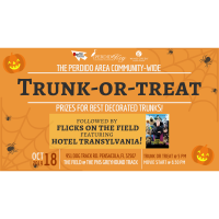 Perdido Chamber to Host a Free Community- Halloween-Themed Movie Night Complete With Spooky Costumes, Delicious Candy and a Friendly Competition for Creative, Decorated Trunks!