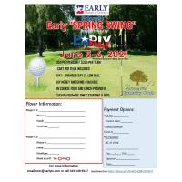 "11th Annual Early ""Spring Swing"" Golf Tournament"