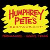 Humphrey Pete's