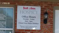 "Home of  ""Interim Hospice"" - Suites 120 A & B South Park Drive"