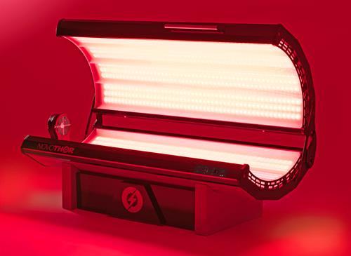 Infrared Light Bed