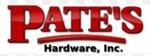 Pate's Hardware, Inc.