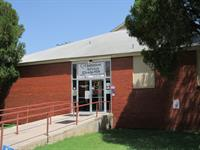 Med Clinic Entrance