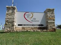 CFLR Sign on Belle Plain