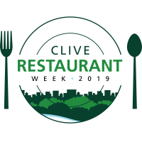 2019 Clive Restaurant Week