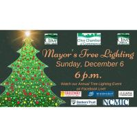 VIRTUAL: Mayor's Tree Lighting