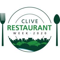 2020 Clive Restaurant Week