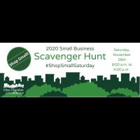 Shop Small Scavenger Hunt
