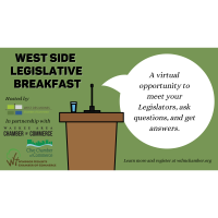 VIRTUAL - West Side Legislative Breakfast