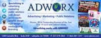 Advertising Works with ADWORX!  Contact us today!  angie@adworx.com