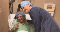 OOSC and DMOS Orthopaedic Centers team up to celebrate the 100th Outpatient Total Joint Replacement