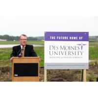 DMU Completes Purchase of WDM Property for New Campus