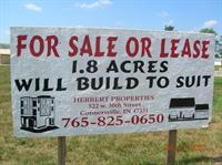 1.8 Acres Commercial Land for Sale
