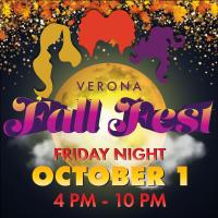 Vendor Registration for Fall Fest