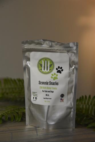 Sconnie Snacks 5mg CBD Pet Treats