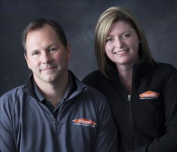 Locally owned and operated by James and Heather McEllistrem. https://www.servprodanecountywest.com/company-profile