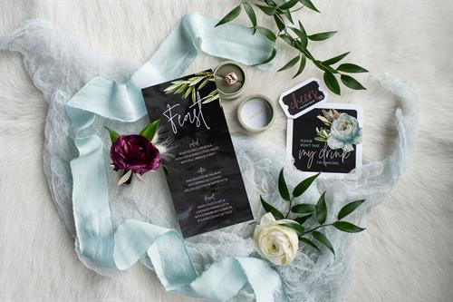 Flat Lay Details - Photo Credit: Erin Shepley Photography