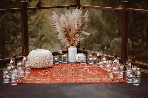 Modern Boho Proposal - Photo Credit:  Lota Love Photography
