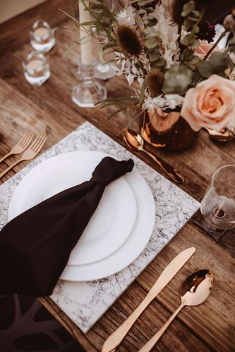 Modern Boho Date Night - Photo Credit: Lota Love Photography
