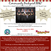 Community Backyard Virtual BBQ