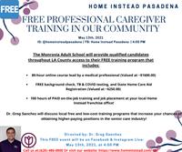 Home Instead Senior Care - Pasadena