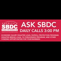 America's SBDC California - Daily Calls