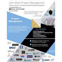 Business Services: Commercial & Industrial Project Management