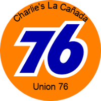 Your Journey Awaits! Gas Up and Go! Charlie's 76 Gas Station